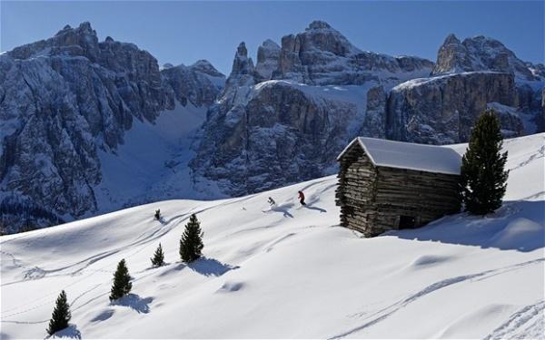 Vacanta de iarna in Italia!