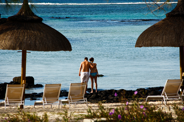 Mauritius luna de miere