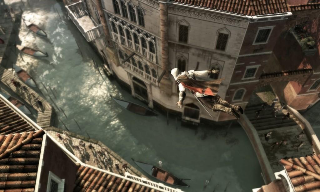 Seria Assasin's Creed reproduce cu fidelitate calatoria prin venetia renascentista