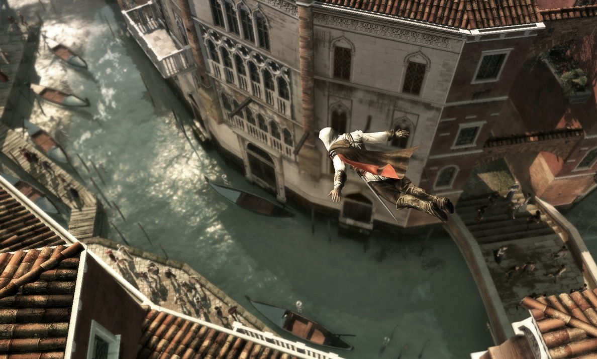 Seria Assasin's Creed reproduce cu fidelitate calatoria prin venetia renascentista
