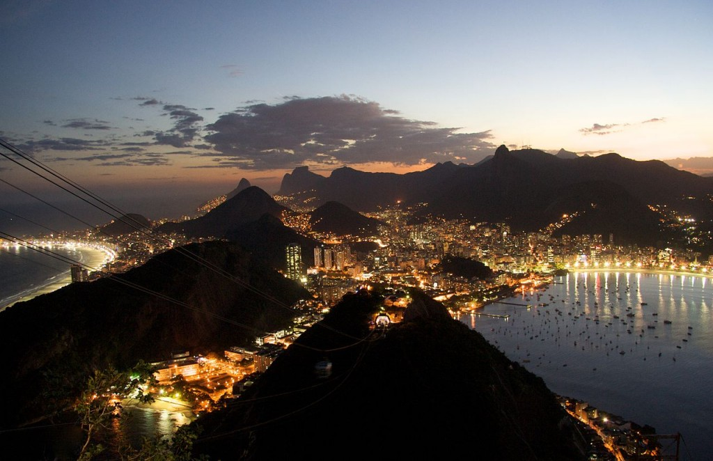 Plaja Rio de Janeiro Brazilia
