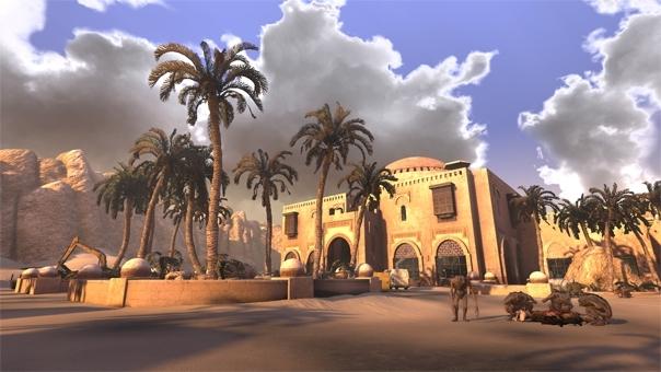 Jocul The Secret World reproduce fidel in lume virtuala locuri precum Egipt, Transilvania sau Statele Unite