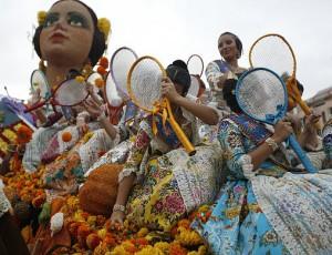Festivalul Bataliei Florilor din Valencia