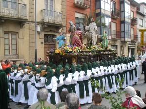 Sarbatoarea Semana Santa Marinera din Valencia
