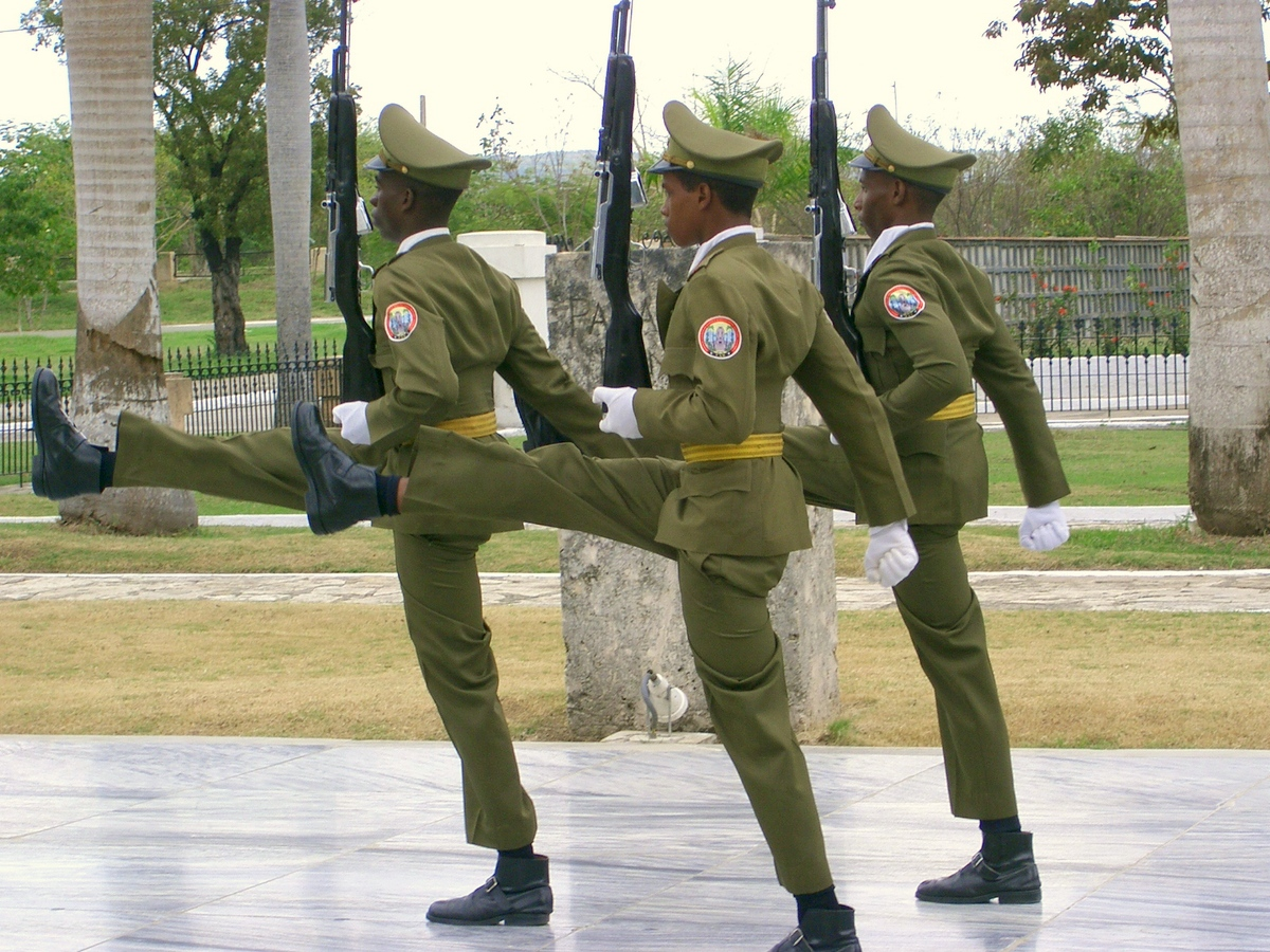 cuba tara militara