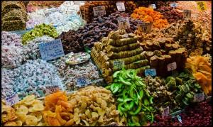 diferite deserturi turcesti