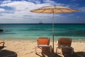 Plajele din Capul Verde nu sunt niciodata aglomerate, au nisipuri fine, ape turcoaz si mult soare