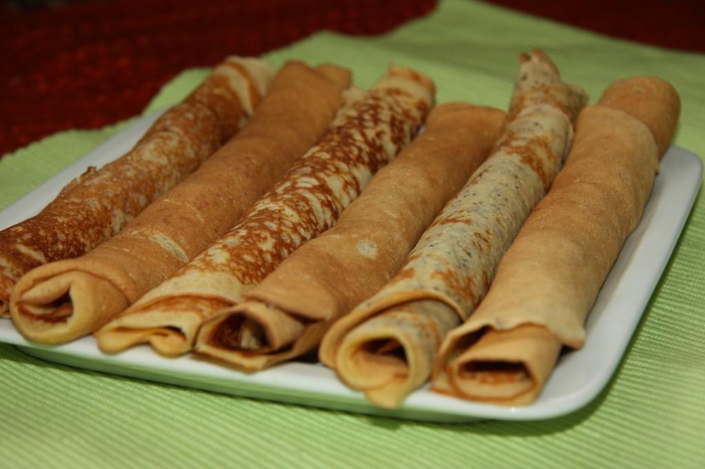 Clatitele sunt un desert preferat al romanilor, insa ele sunt originare regiunii bretone a Frantei.