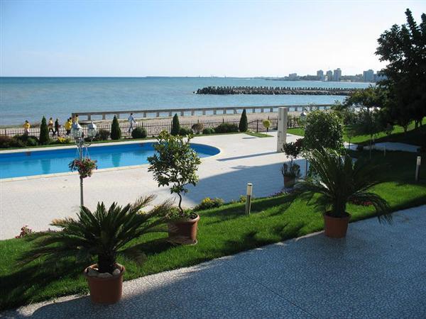 Hotelul Afrodita din Venus este unul dintre hotelurile recomandate pe litoralul romanesc