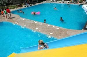 Hotelul Tomis din mamaia este ideal in special pentru familiile cu copii