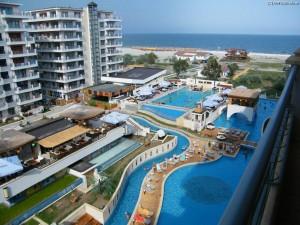 Hotelul Phoenicia Holiday Resort din Mamaia este ideal atat pentru familii cu copii cat si pentru cupluri