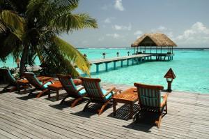 Din decembrie in aprilie este sezonul de varf in Insulele Maldive