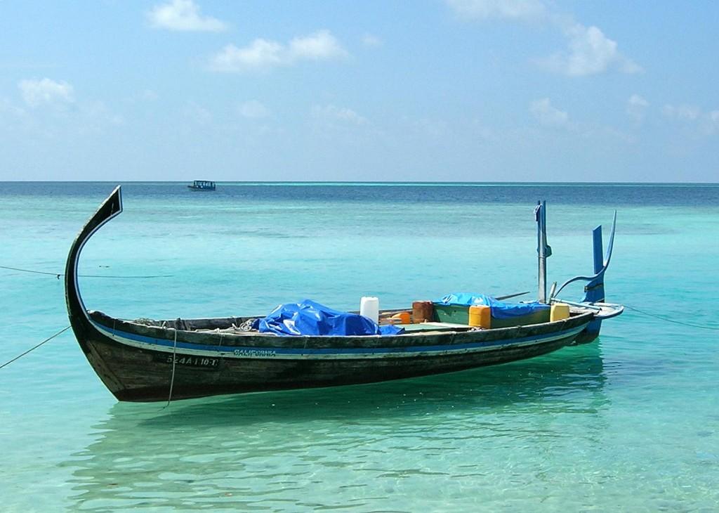 Intre aeroport si insule de obicei companiile de calatorii rezerva transport pe apa