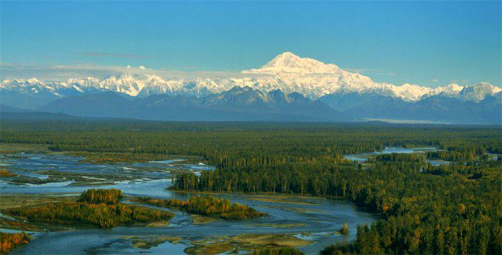 McKinley este cel mai inalt varf din America de Nord