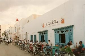 Cafenelele sunt o adevarata experienta in Tunisia