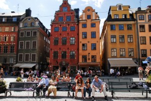 Construit pe 14 insulite din Marea Baltica, Stockholm este o metropola cu o multitudine de posibilitati.