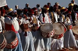 Tunsia este o tara a muzicii si a sentimentelor pozitive