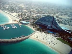 Unele hoteluri din Dubai au ajuns chiar sa aiba clasificare de 7 stele