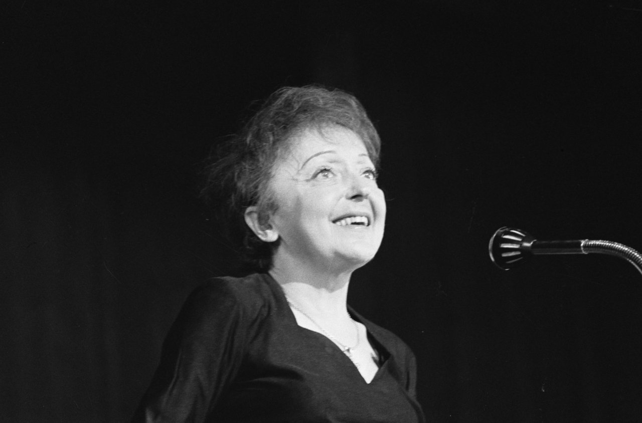 Edith Piaf la vie en rose