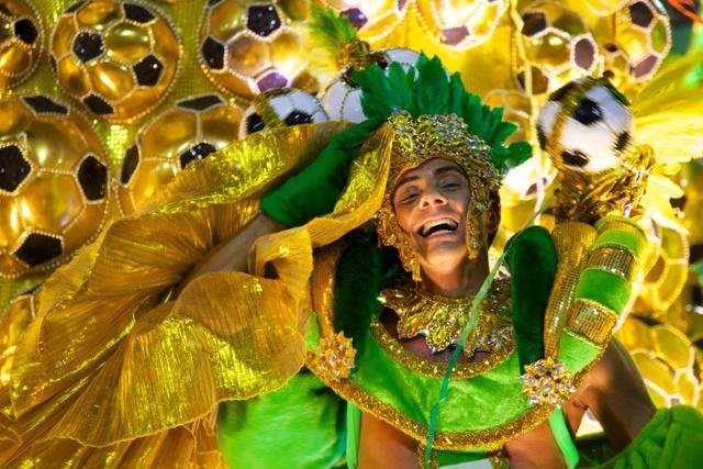 Vibranta si colorata Brazilie ar putea primi eticheta de cea mai discutata si populara tara din lume in acest moment, fiind gazda Campionatului Mondial de Fotbal.