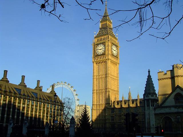 Capitala Marii Britanii a reusit sa detroneze cel mai romantic oras din lume la titlul de cel mai vizitat oras al Europei.