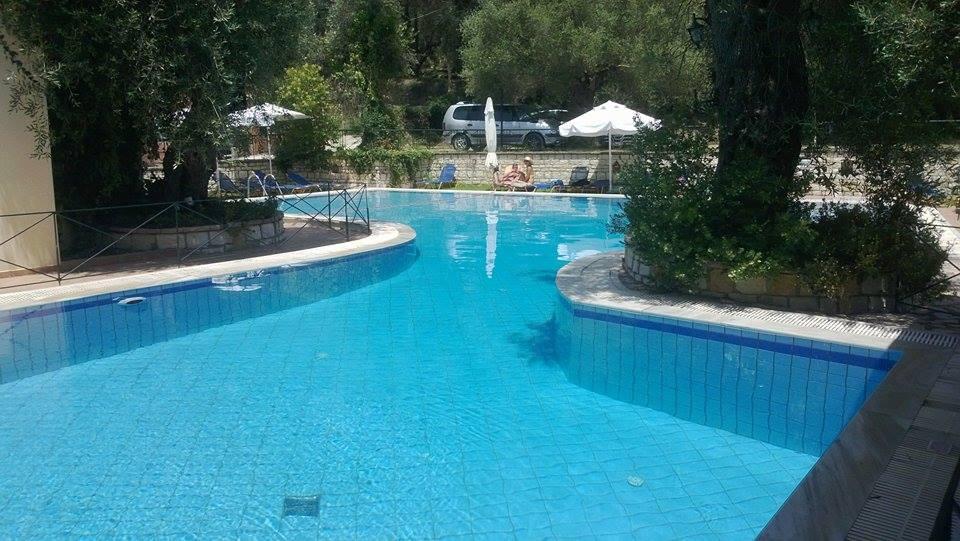 hotel in Parga, Grecia