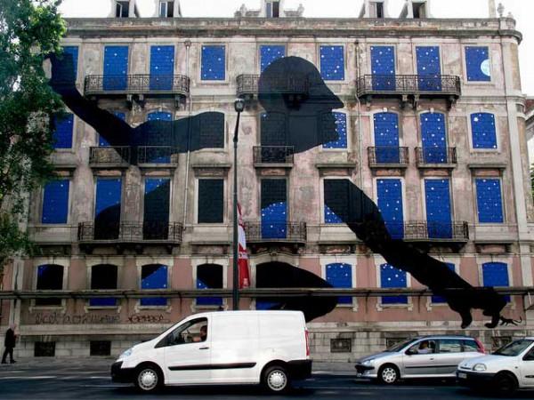 Street art Lisabona