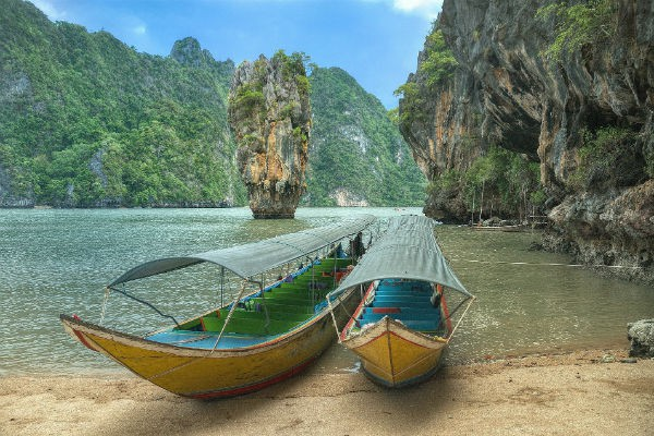 croaziera in Thailanda