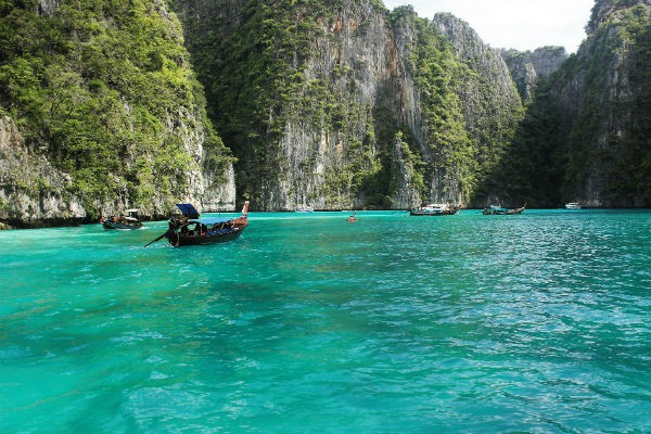 vacanta in Thailanda insula Phi Phi