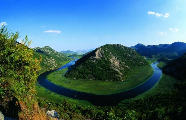 Lacul Skadar- Muntenegru