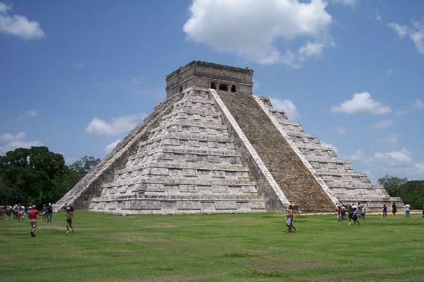 Chichen Itza Mexic