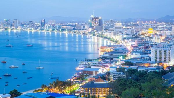 Pattaya, Thailanda, Asia