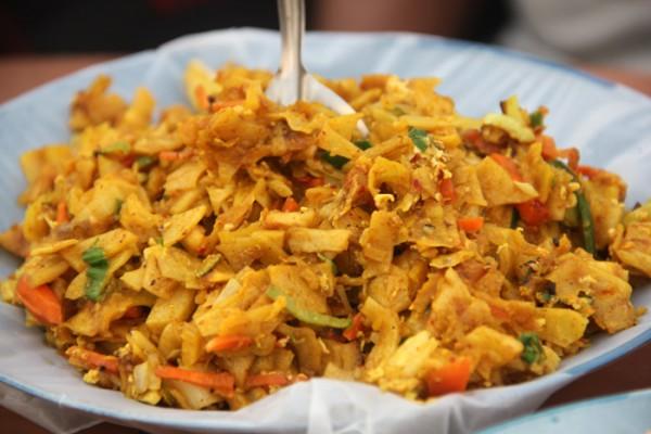 Kottu, preparat specific din Sri Lanka