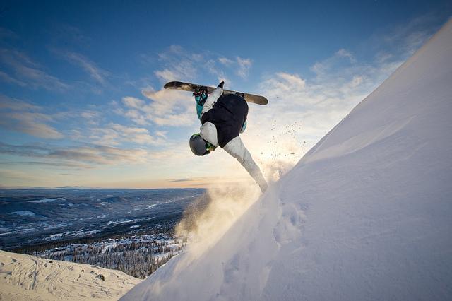 Ski-ul te face mai fericit
