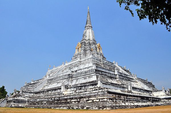 Wat Phu Khao Thong | © Davidlohr Bueso
