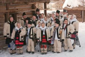 Ajunul Craciunului in Romania