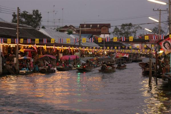 Amphawa din Bangkok