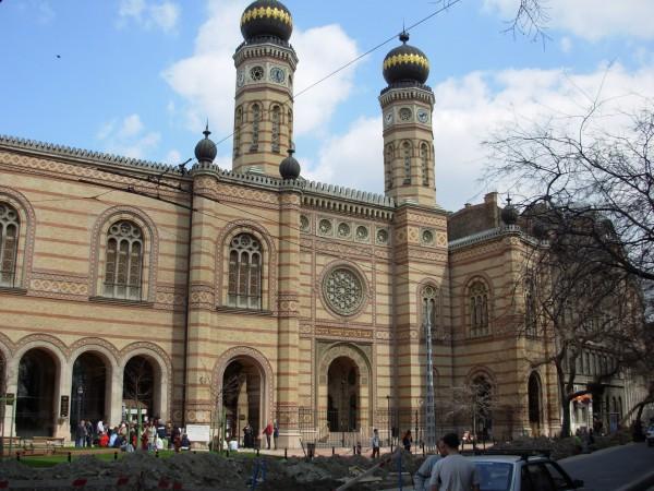 BUD-Sinagoga