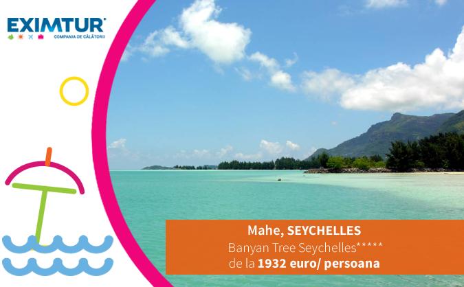 Oferta luna de miere Banyan Tree Seychelles