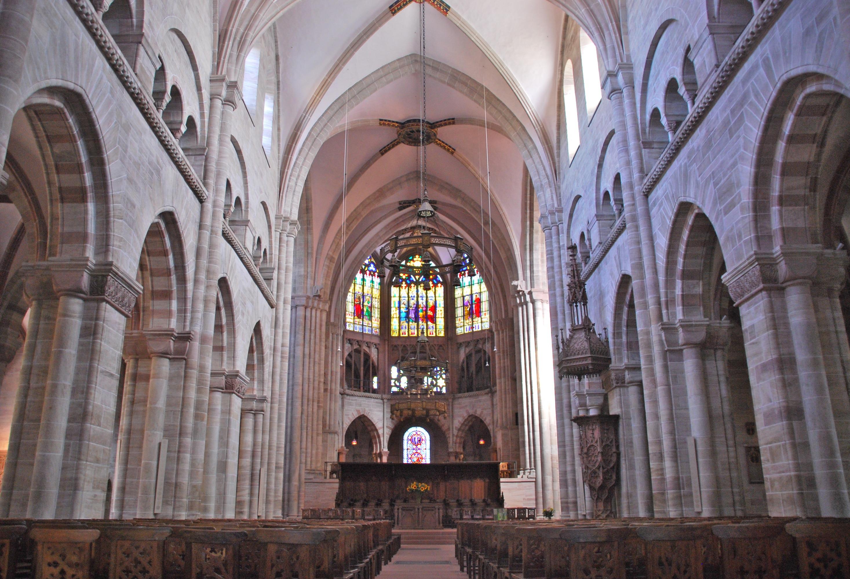 Catedrala Munster din Basel