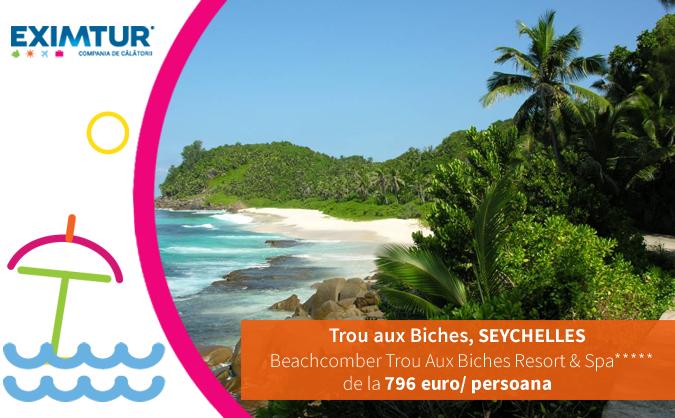 Beachcomber Trou Aux Biches, Seychelles