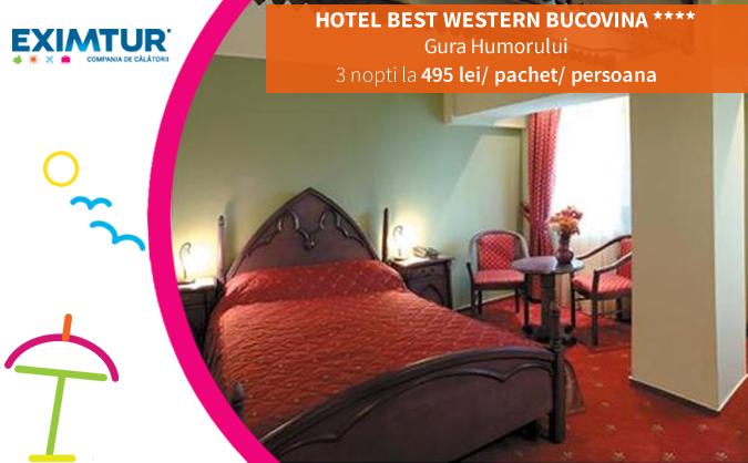 Hotel Best Western Bucovina, Gura Humorului