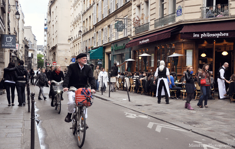 Biciclete in Paris