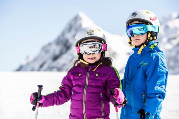 echipament copii ski