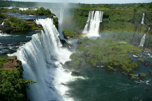 Brazilia - Cascada Iguazu