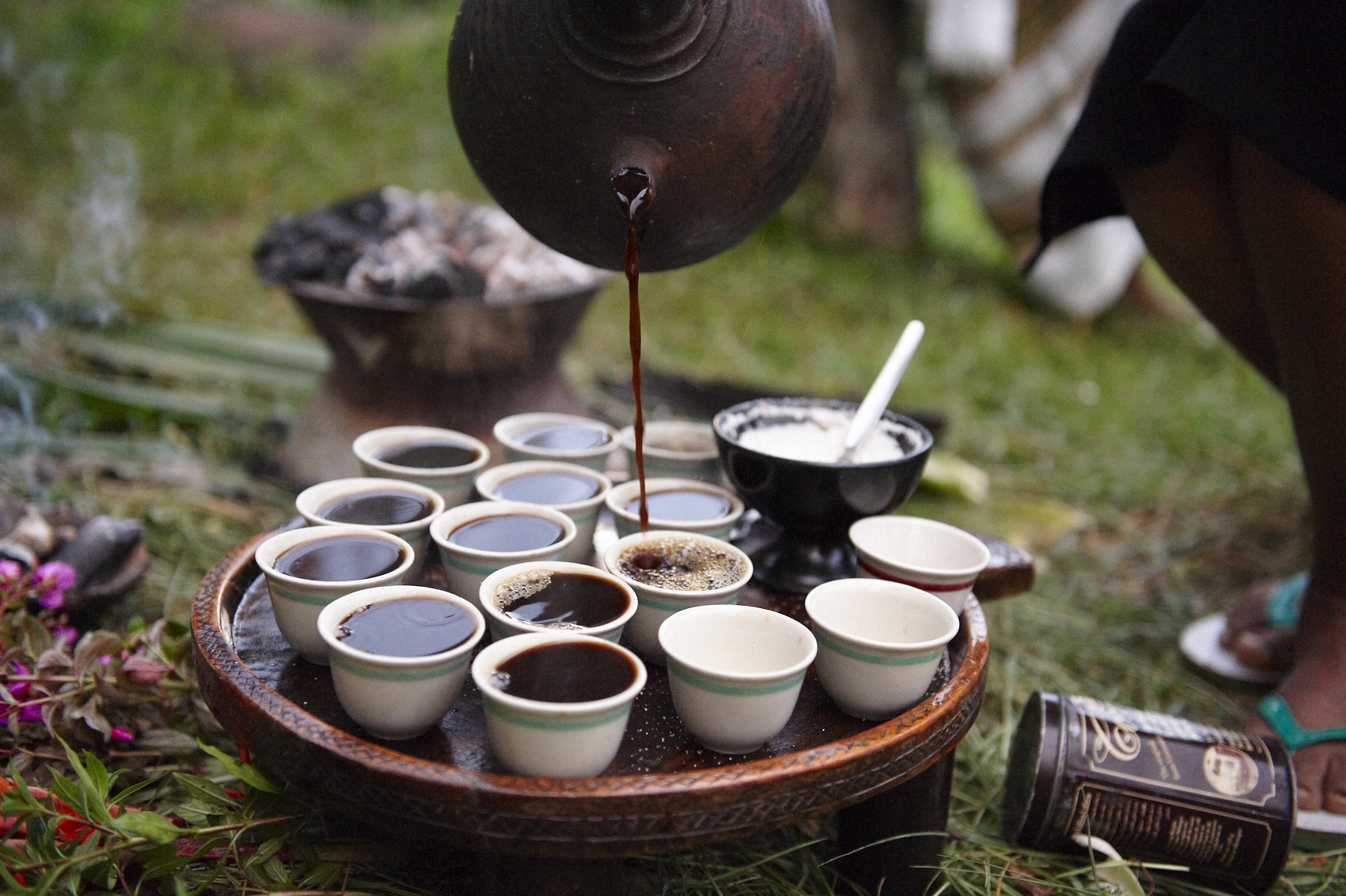Cafea Bunna in Etiopia