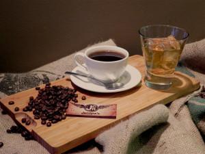 Cafea irlandeza - irish coffee