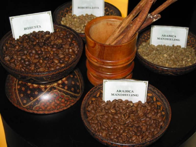 Cafea din Indonezia