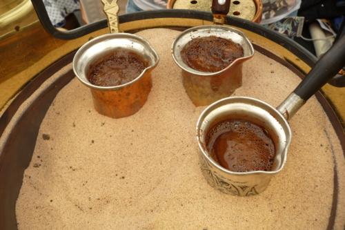 Cafea la nisip