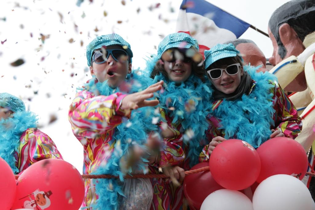 Carnavalul de la Granville, Franta